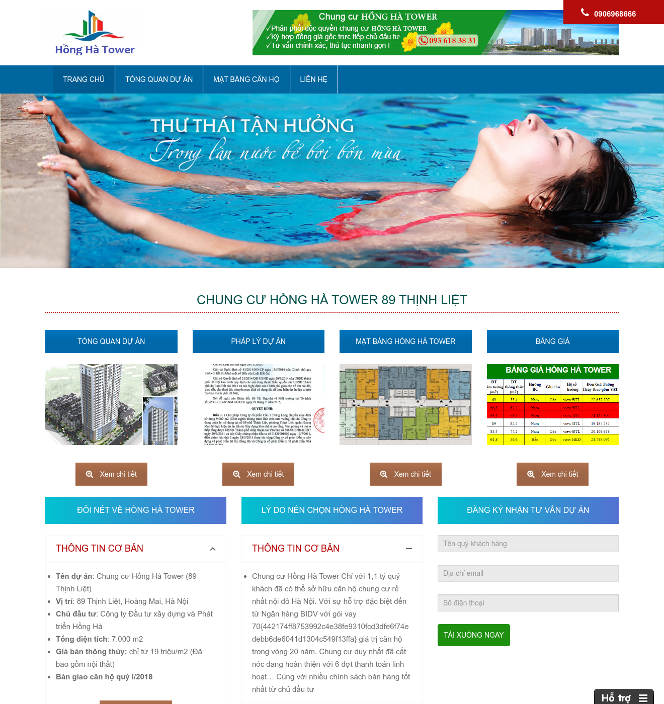Website bất động sản 18