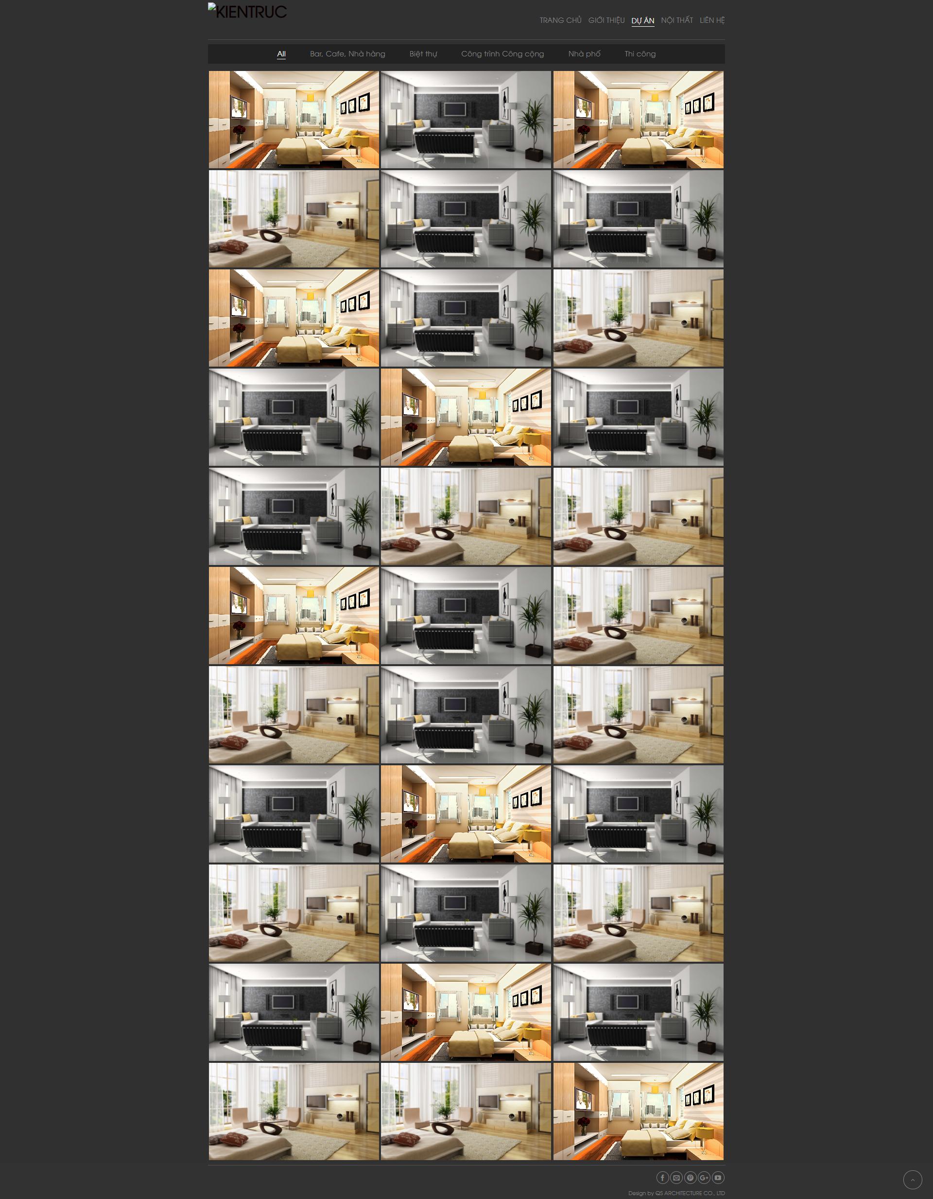 Web kiến trúc