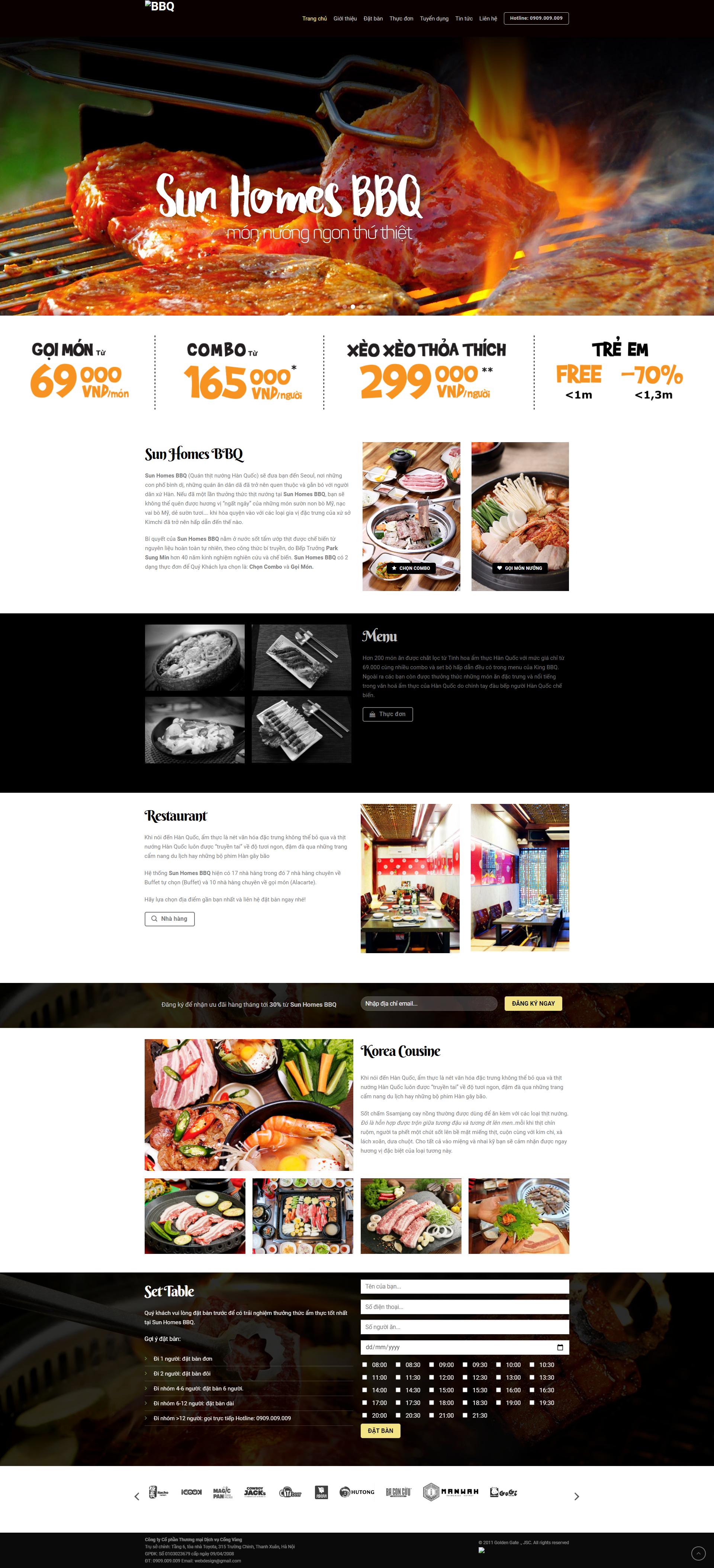 BBQ – Thiên đường Buffer Nướng – Lẩu