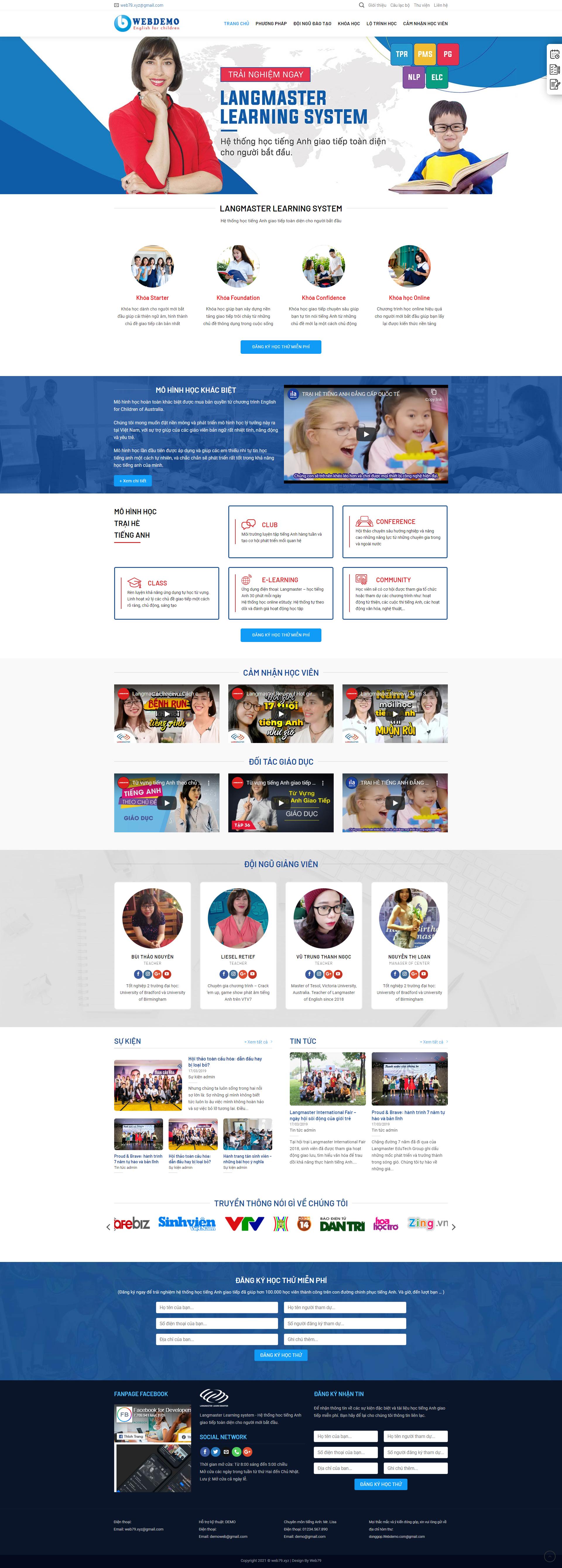 Web giáo dục 5